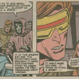 It wouldn't be X-Factor without some good old-fashioned baby theft! (X-Factor #50)