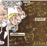 In his parents' defense, he did reanimate their dead dog. (X-Factor #47)