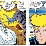 I got nothing. (Excalibur #18)