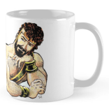 (We also made a coffee mug, because, I mean, LOOK AT THIS.)