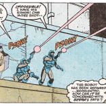 Including this panel mostly for ZZ-105's adorable flailing. (X-Factor #48)