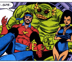 These delightful scamps. (Spotlight on Starjammers #1)