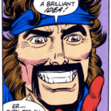 "Ron Howard voiceover: ""It was not a brilliant idea."" (Spotlight on Starjammers #2)"
