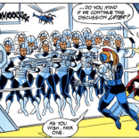 AND THAT'S WHY YOU ALWAYS LEAVE A NOTE! (Spotlight on Starjammers #1)