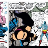 Hey, it's the first appearance of That Costume! (Uncanny X-Men #256)