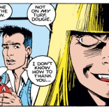 One more evil Illyana, just for fun. (Excalibur #23)
