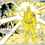 Crusader X has a somewhat expanded power set. (Excalibur #21)