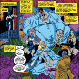Okay, this Earth's Hellfire Club is WAY creepier than the one on 616. (Excalibur #21)