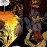 Congratulations, Princess Rain! Now that you're properly orphaned, you can start your quest - grab a wooden sword and cloth armor and get going! (Wolverine: Rahne of Terra)