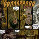 Magnus's text parser needs some work. (Wolverine: Rahne of Terra)