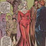 It's a vampire dress! You know, for vampires! (X-Factor #54)