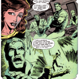 Days of Future Past callback! We're hitting all the classics this issue! (Excalibur #26)