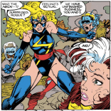 """""""Now put on some damn pants and fight me!"""" (Uncanny X-Men #269)"""