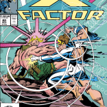 In the land of Genosha... and Manhattan... and some random airstrip... and, look, they use this basic plotline a lot. (X-Factor #60)