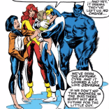 Awwww, they're learning! (X-Factor #60)