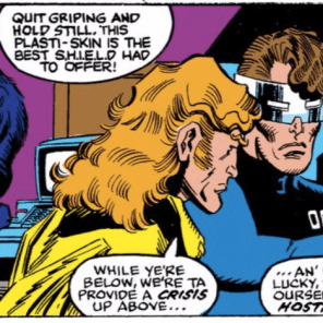 These nerds. (X-Factor #61)