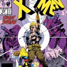 """I HATE THIS SHIRT!"" (X-Men #270)"