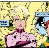 Here, have some New Mutants, while we're at it. (Uncanny X-Men #271)