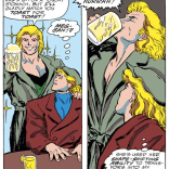 """I'm Brian's significantly more fashion-forward brother."" (Excalibur #28)"