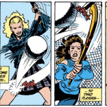 Welcome to St. Subtext's School for Young Ladies. (Excalibur #32)