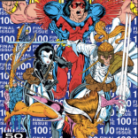The end of an era. (New Mutants #100)