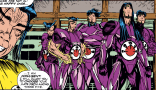 Nah, sorry, these are the actual Cyburai. Still definitely a boy band, though. (X-Factor #63)