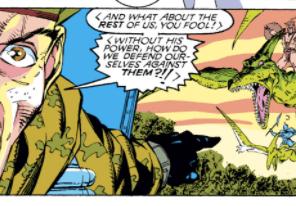 Every goddamn time. (Uncanny X-Men #275)