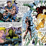 Murder is negotiable, but frontal nudity? NEVER. (Uncanny X-Men #275)