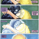 This page is kinda Prisoner of Love in a nutshell: the symbolism is basically illusory, but it's so stylish that I don't really care. (X-Factor: Prisoner of Love)