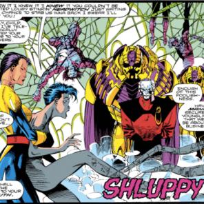 Well, that got weird. Weirder. (Uncanny X-Men #276)