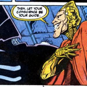 Shut up, Conscience. (Marvel Comics Presents #20)
