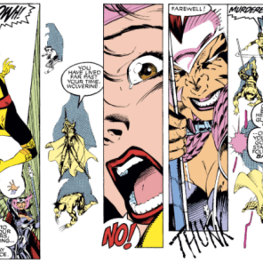 And that was the end of Wolverine, forever. (Uncanny X-Men #275)