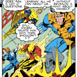 So many reasons, Banshee. (Uncanny X-Men #275)
