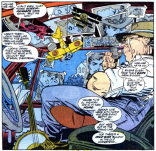 Okay, but seriously, I want a fort like this. (Marvel Comics Presents #11)