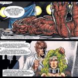 Seriously. Professor Xavier is a jerk. (Excalibur: Weird War III)