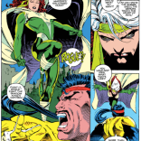 Say what you want about her morals; Evil Rogue has a pretty rad costume. (Uncanny X-Men #279)