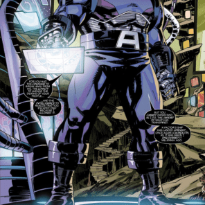 Aw, this guy. (X-Factor Forever #1)