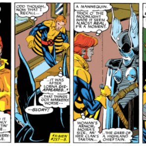 That's not... I mean... you know what? Never mind. (Uncanny X-Men #278)