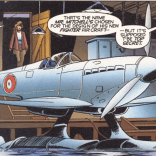 It wouldn't be a Claremont book without an aviation lesson! (X-Men: True Friends #1)