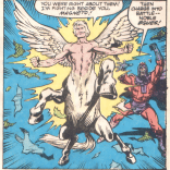 """""""He sees you forever and ever, Alan!"""" (The Uncanny X-Men at the State Fair of Texas)"""