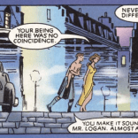 He is a man of simple pleasures. (X-Men: True Friends #2)