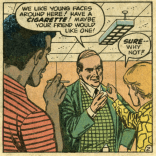 Kids can't resist a plaid vest. (Smokescreen)