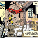 HOW MANY YEARS HAS THAT PIECE OF CAKE BEEN SITTING THERE? (Wolverine #50)