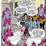 """""""But first, The Very Hungry Caterpillar."""" (Uncanny X-Men #282)"""