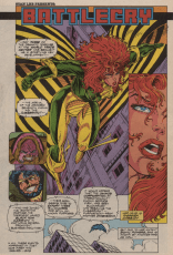 Siryn's costume is actually pretty rad. (X-Force #3)