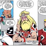 Meet Brother Brit-Man. (Excalibur #44)
