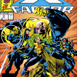 This really should have been a #1. (X-Factor #71)