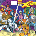 What you see is pretty much what you get. (X-Force #1)