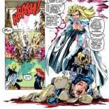And that's why she's the boss. (Uncanny X-Men #281)