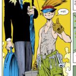 Horatio Cringebottom and Bert. (Excalibur #42)